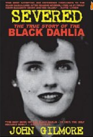 Black Dahlia Book Cover 2