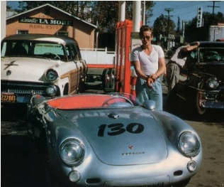 James Dean Death Car